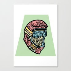 Future BMX Canvas Print