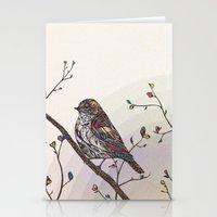 Kaleidoscape Stationery Cards