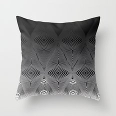 pattern II Throw Pillow
