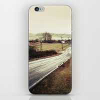 I Took The Road Less Tra… iPhone & iPod Skin