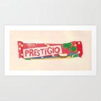 Prestigio Art Print