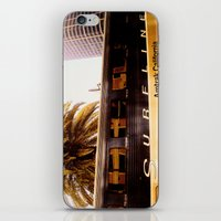 All Aboard the Surfline iPhone & iPod Skin
