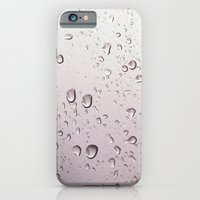 iPhone & iPod Case featuring Purple Rain by Galaxy Eyes