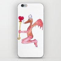 Demon Love iPhone & iPod Skin