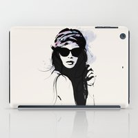 Infatuation - Digital Fa… iPad Case