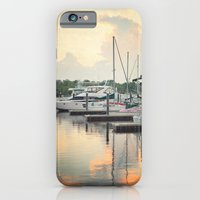 Little Pink Sailboat iPhone 6 Slim Case