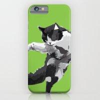 Dancing Cat iPhone 6 Slim Case