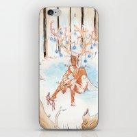 On the Nature of Spirits: Fauna iPhone & iPod Skin