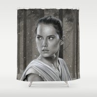 You Have That Power Too Shower Curtain