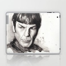 Spock Star Trek Laptop & iPad Skin