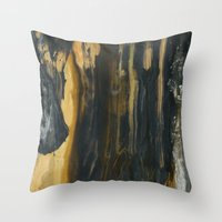 Abstractions Series 003 Throw Pillow