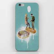 Danse Sale | Collage iPhone & iPod Skin