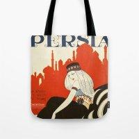 persia pillow Tote Bag