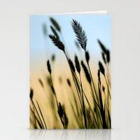 Cascade Grass Stationery Cards