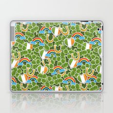 The luck of the Irish Laptop & iPad Skin
