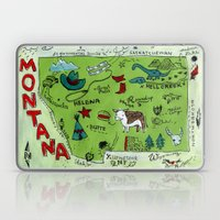 MONTANA Laptop & iPad Skin