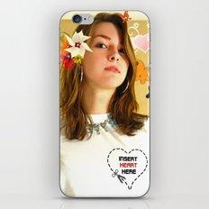 T Shirt Promo iPhone & iPod Skin