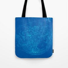 Happiest Place on Earth Tote Bag