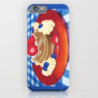 Pancakes Week 10 iPhone 6 Slim Case