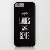 Design For Ladies And Ge… iPhone 6 Slim Case