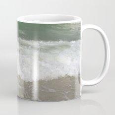 Beach, Waves and Sky Mug
