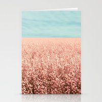 As Far As The Eye Can Se… Stationery Cards