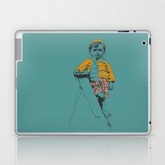 the ladder Boy Laptop & iPad Skin