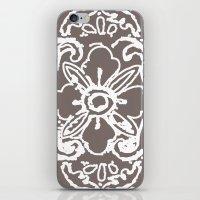 Tibetan Flower iPhone & iPod Skin