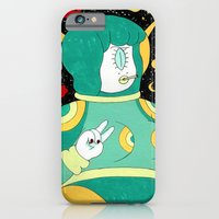 Space Babe iPhone 6 Slim Case