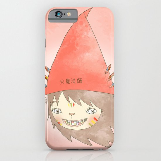 PAULLY POTTER - LICENSED WIZARD iPhone & iPod Case