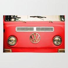Summer of Love - Adventure Red Rug