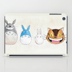 Make the Unlikeliest of Friends, Wherever You Go iPad Case