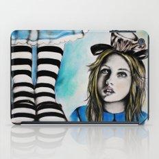 Too Big, Alice iPad Case