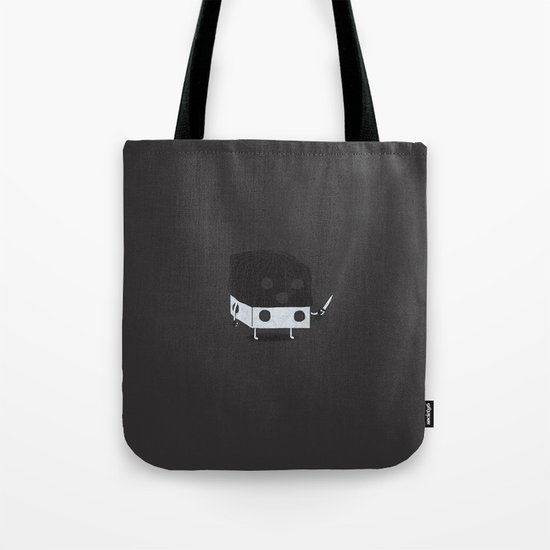 Dicey Little Guy Tote Bag