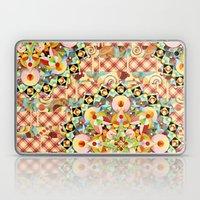 Bijoux Carousel Mandala Plaid Laptop & iPad Skin
