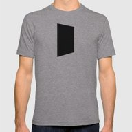 HOPE Mens Fitted Tee Athletic Grey SMALL