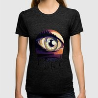 Eye Womens Fitted Tee Tri-Black SMALL
