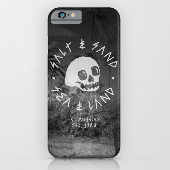 SALT & SAND iPhone & iPod Case