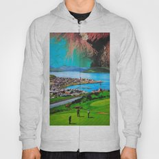 Putting Green Hoody