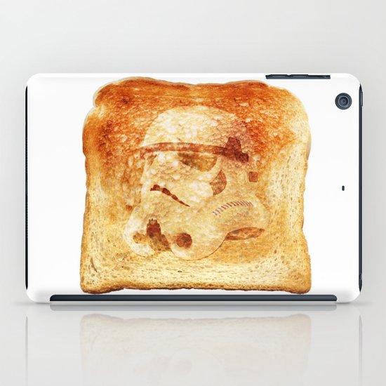 Stormtrooper Toast iPad Case