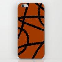 White Ropes iPhone & iPod Skin
