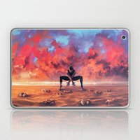 CANCER from the Dancing Zodiac Laptop & iPad Skin