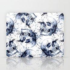 Skull Pattern Laptop & iPad Skin