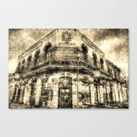 The Rutland Arms London … Canvas Print