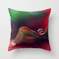 A Gift For The Season Throw Pillow