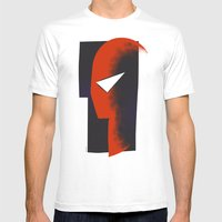 Carlu Spirit - Spiderman Mens Fitted Tee White SMALL