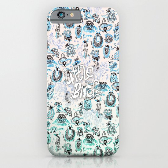 little birds iPhone & iPod Case