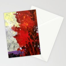 Old cypress tree Stationery Cards