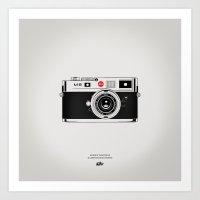 Icons 001 Art Print