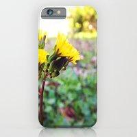 Yellow flowers! iPhone 6 Slim Case